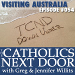 TCND #054: Visiting Australia