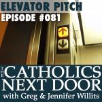 TCND #081: Elevator Pitch