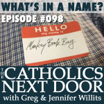 TCND #098: What's in a Name?
