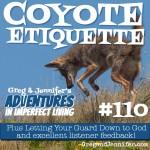 Adventures #110: Coyote Etiquette