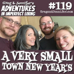 Adventures #119: A Very Small Town New Year's