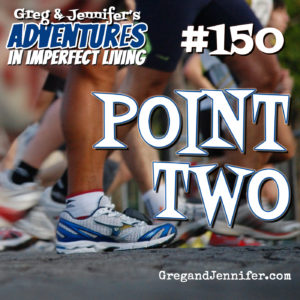 Adventures #150: Point Two