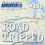Adventures #151: Road Tripped