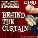Adventures #159: Behind the Curtain