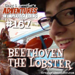 Adventures #167: Beethoven the Lobster