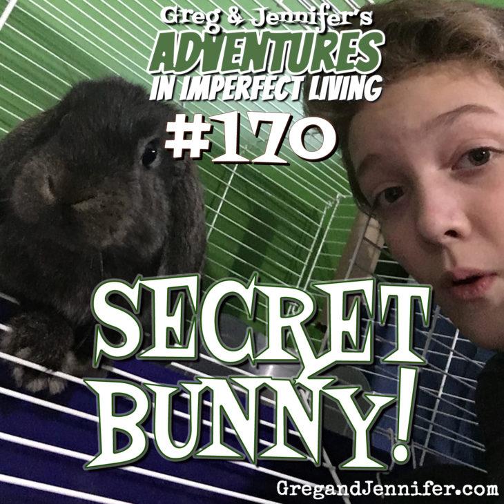 Adventures #170: Secret Bunny!