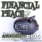 Adventures #176: Financial Peace