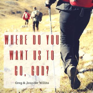 Where Do You Want Us To Go God?