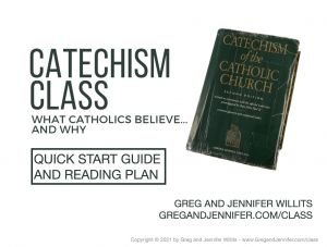 Catechism Class Reading Plan